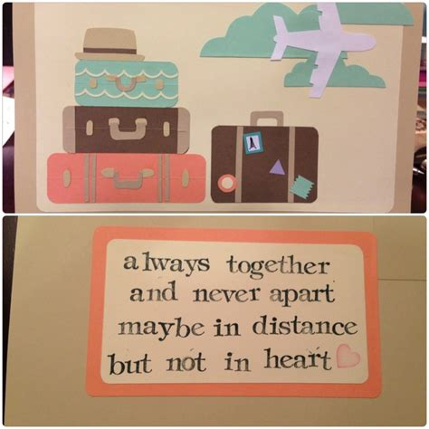 how to make goodbye cards farewell card farewell ideas