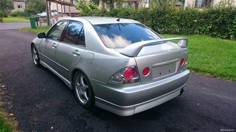 100 Altezza Car Price Altezza Widebody Kit