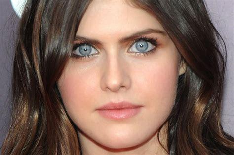 alexandra nice pics alexandra daddario my hooded makeup inspiration blue eye makeup and