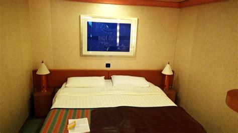 costa pacifica cabin 6230 cabina interna innenkabine