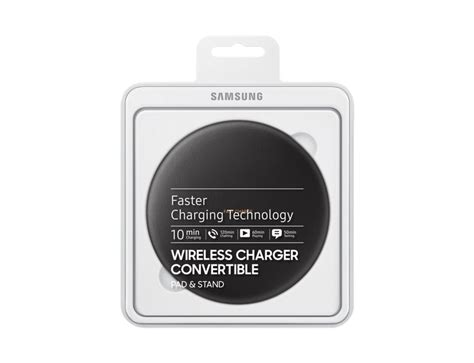 Charger Wireless Samsung 2017 wireless charger convertible ep pg950bbegww samsung