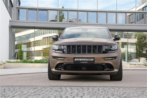 Jeep Grand Modifications Jeep Grand Srt Receives Upgrades From Geiger Cars