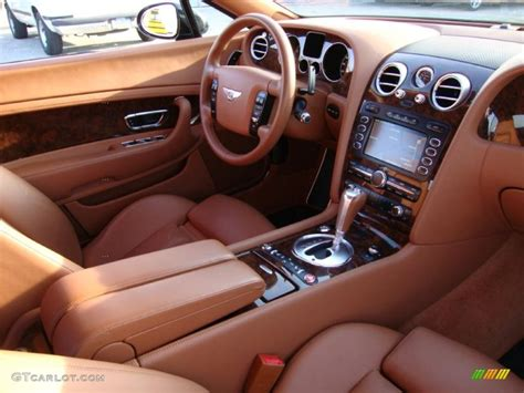 bentley 2005 interior 2005 bentley continental gt standard continental gt model