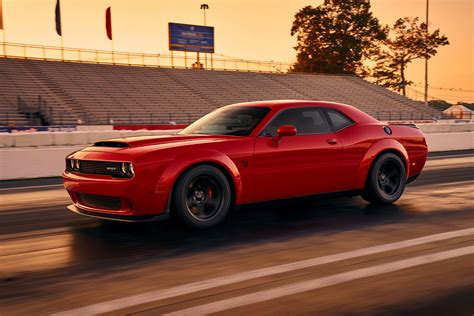 charger demon 2018 2018 dodge challenger srt demon will be priced under 100 000