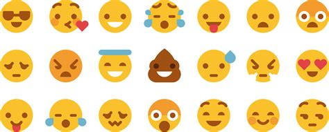 emoji vector the rise of the emoji tug digital media agency