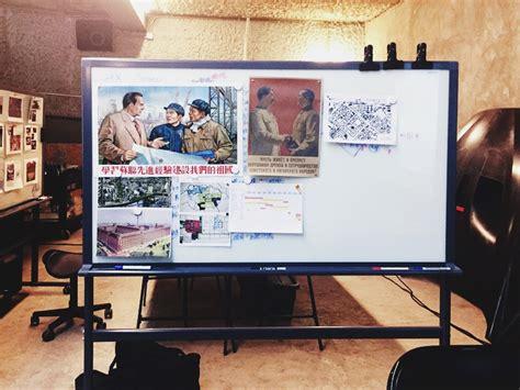 designboom studio visit cao fei artist studio visit in a former movie theatre in
