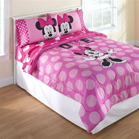 minnie mouse bed set twin minnie mouse twin bedding sets minnie mouse pinterest