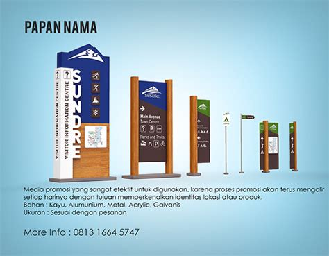 Plakat Benhil by Papan Nama Snapy Co Id