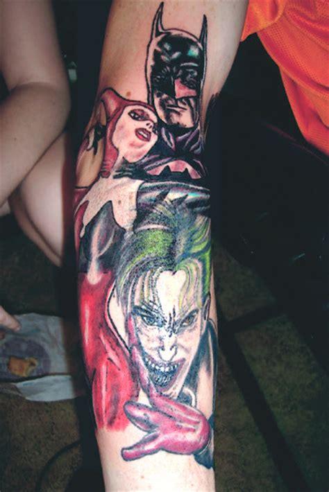 batman harley quinn tattoo harley quin harley quinn tattoos