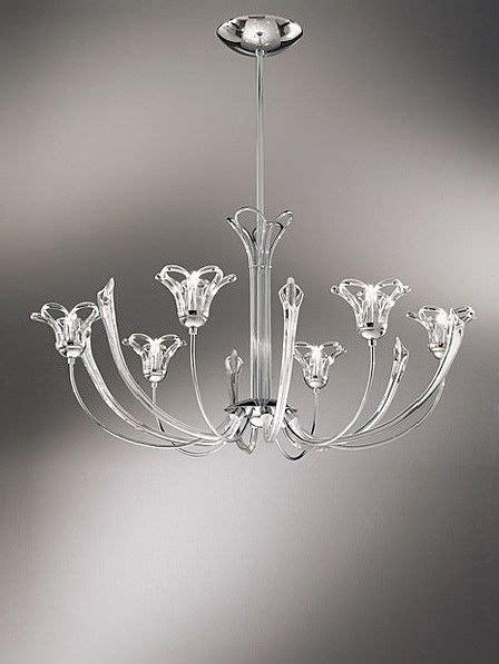 albani illuminazione ladari di cristallo andaluse e margherite di