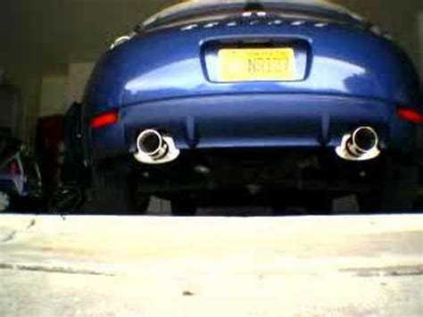 2006 mitsubishi eclipse modified 2006 mitsubishi eclipse custom dual exhaust magnaflow
