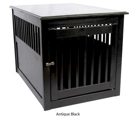 pet crate end table large 1000 images about wooden crates on