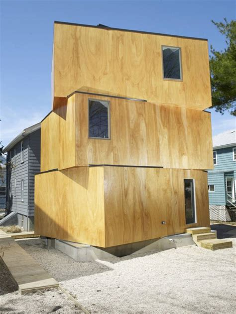 compact wooden xs house by uni home reviews