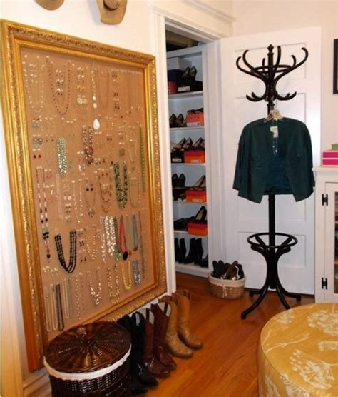 wall organizer for bedroom repurpose frames bob vila