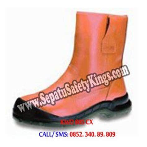 Safety Murah Caterpillar Promo Warna Coklat Muda Licin jual sepatu safety shoes jakarta harga sepatu safety murah sepatu caterpillar krisbow