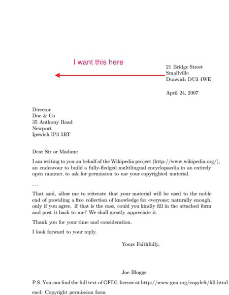 business letter don t recipient formal business letter to recipients business