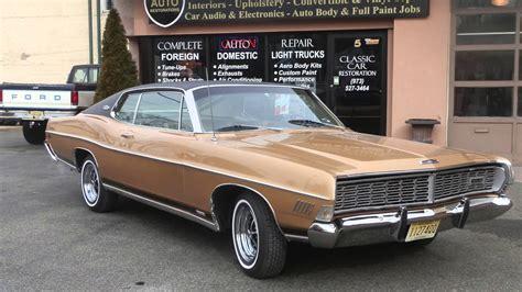 ford xl 1968 ford xl fastback restoration