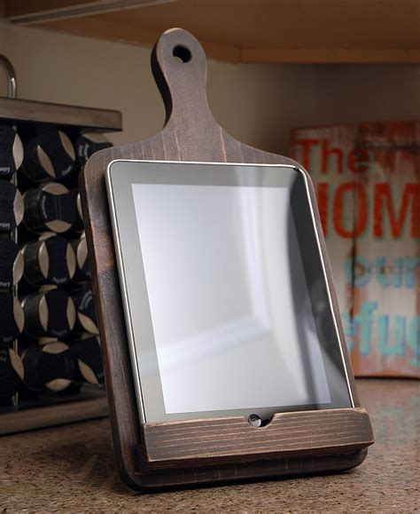 Kitchen Tablet Holder by Stand Kitchen Tablet Holder Cutting Board By