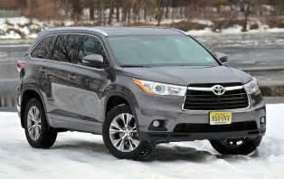 Toyota Gas Mileage 2014 Toyota Highlander Gas Mileage 2017 Car Reviews