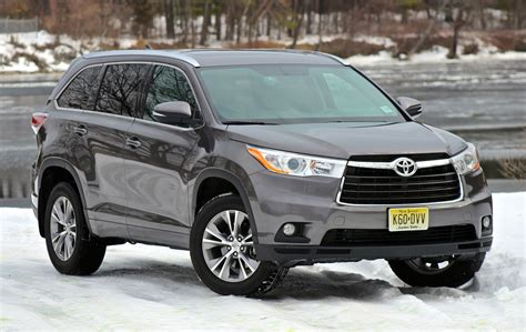 Toyota Highland 2014 Toyota Highlander Test Drive Review Cargurus