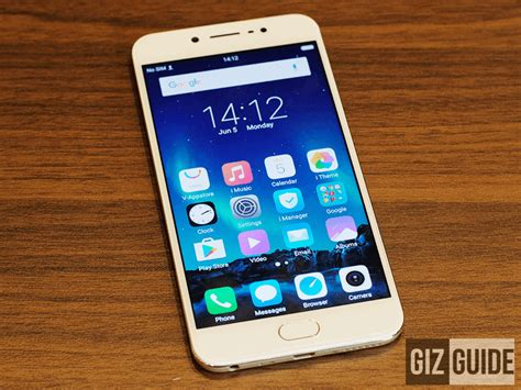 Vivo Top top 5 features of the new vivo v5s