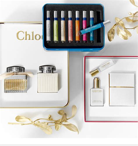 sephora gift sets sephora glossy multiplicity fragrance gift sets