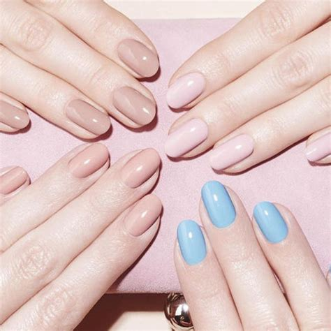 best shape 7 different nail shapes find the best nail shape for
