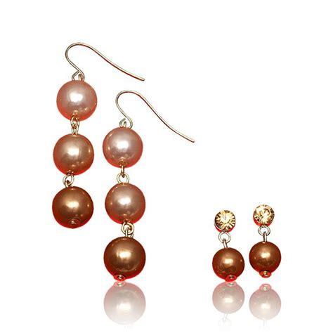 aliyah pearl earring set oriflame oriflame jewellery earring set pearl