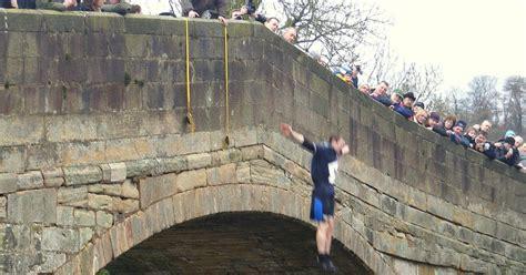 s day bridge staffordshire photo new year s day bridge jump