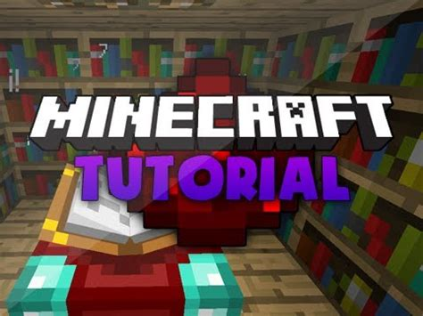 tutorial video minecraft minecraft tutorial minecraft blog