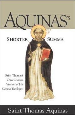 aquinas great thinkers books aquinass shorter summa by aquinas reviews