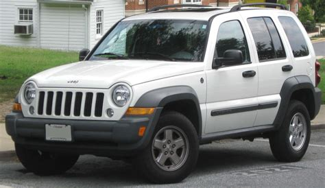 Jeep Liberty Archives The Truth About Cars