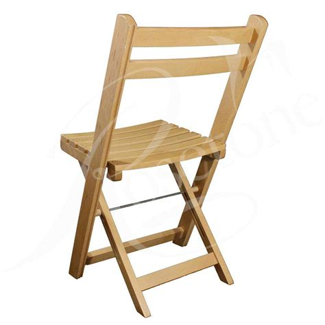 collapsible chair wooden folding chair for hire
