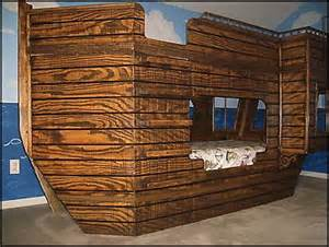 Children S Boat Bed Plans Decorating Theme Bedrooms Maries Manor Theme Beds