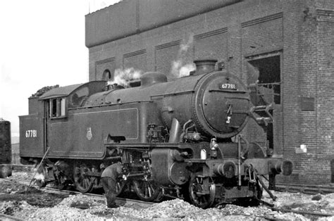 Loco Shed by Lner Thompson Class L1