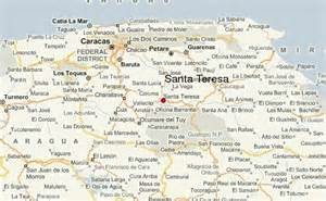 santa teresa location guide