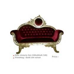 canap 233 de style baroque deco prive
