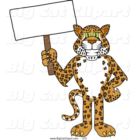 jaguar clipart cartoon leopard