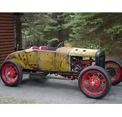 BangShiftcom 1927 Ford Model T Racer