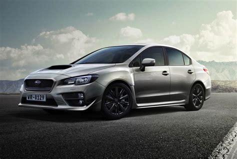 wrx subaru silver 2015 subaru wrx unveiled at la auto performancedrive