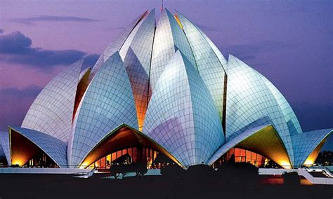architect of lotus temple delhi heritage to get boost from aap kejriwal government