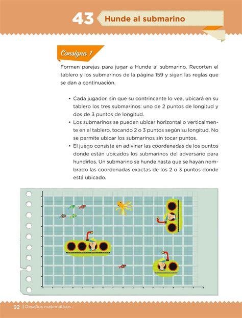 respuestas de la pg 47 de matematicas del libro de 6 grado respuestas del libro de matematicas de sexto grado pagina