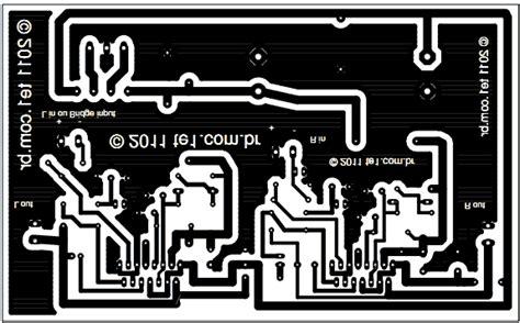 rangkaian power lifier 180w btl 2x80w stereo