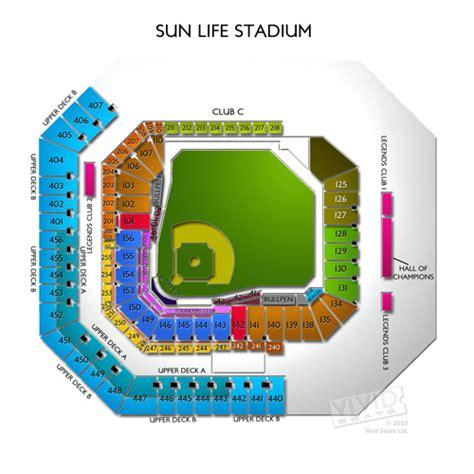 dolphin stadium seating chart 3d rock stadium tickets rock stadium seating