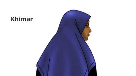 niqab dan cadar apa beda nya