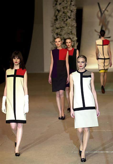 Minidress Pioner yves laurent fashion s pioneer slide 12 ny