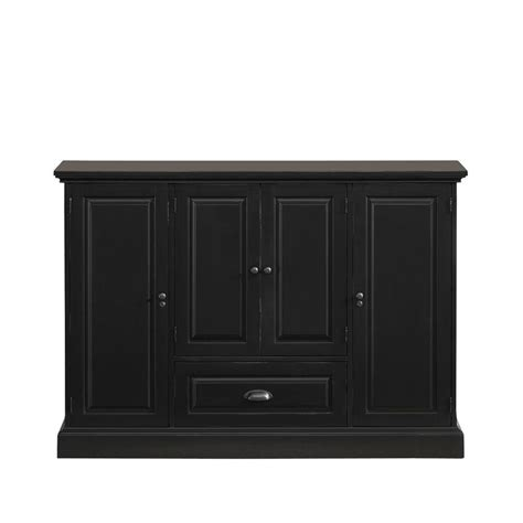 home decorators buffet home decorators collection hton black buffet 1926000950