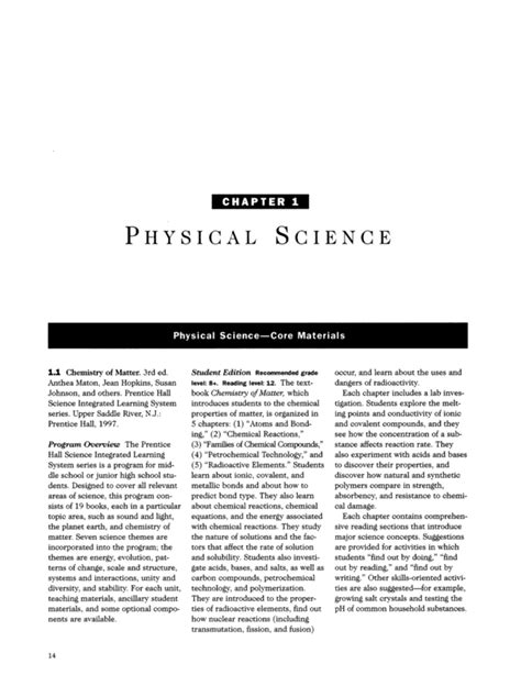 Physical Science Worksheet Answers by 100 Physical Science Worksheets With Answers All