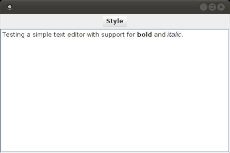 java tutorial text editor text editor in java with sle functions for desktop