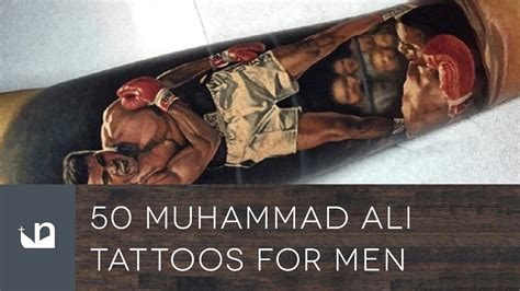 muhammad ali tattoo 50 muhammad ali tattoos tattoos for